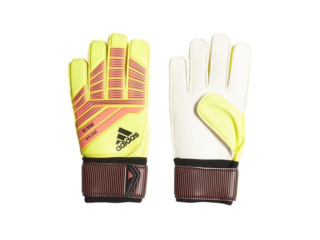 Brankárske rukavice adidas Predator Replique (Velikost 10)