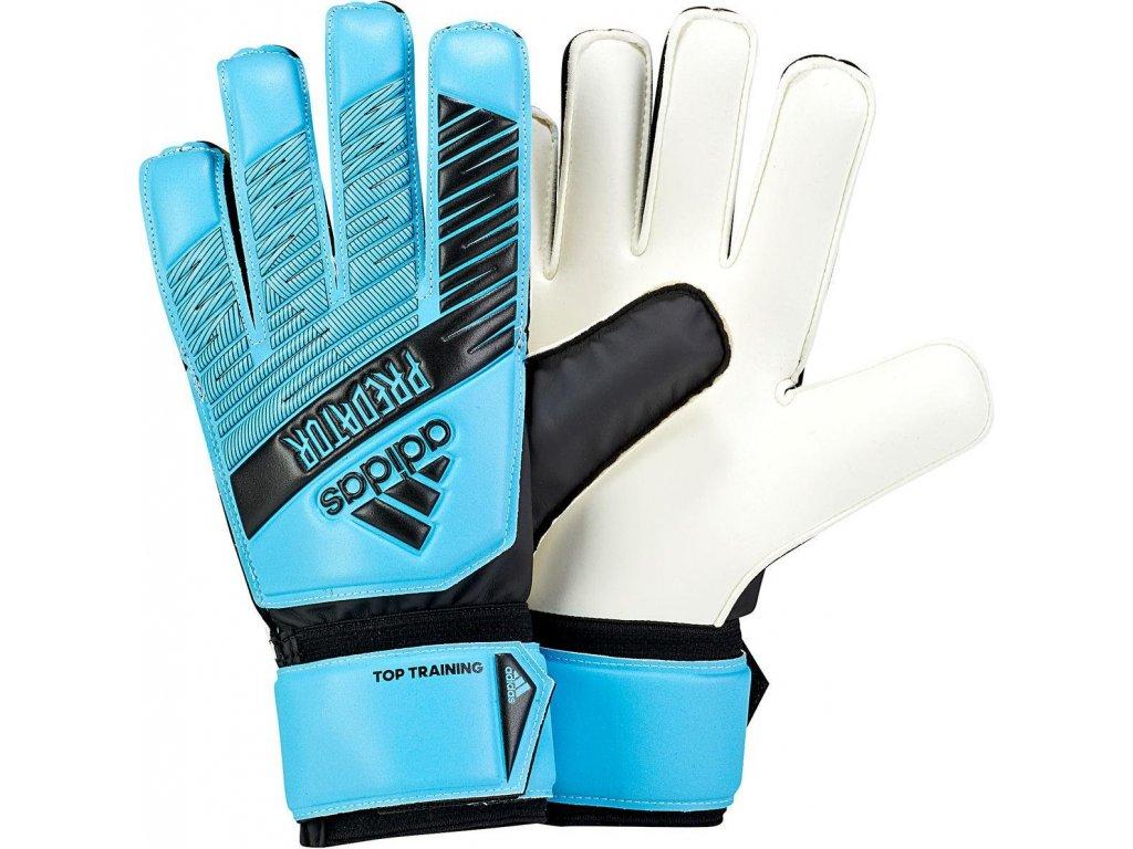 Brankárske rukavice adidas Predator Top Training (Velikost 10)