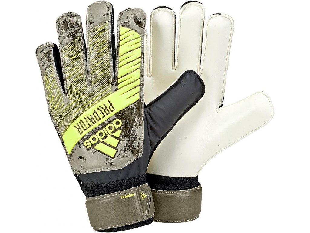 Brankárske rukavice adidas Predator Training (Velikost 10,5)
