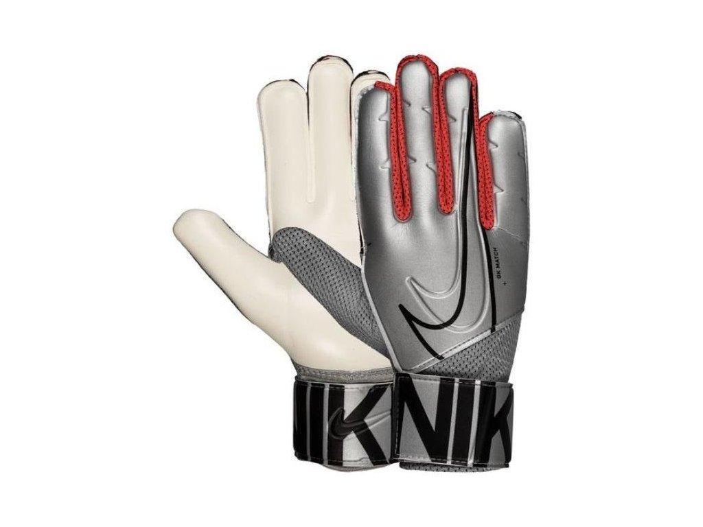 Brankárske rukavice Nike Match (Velikost 10)