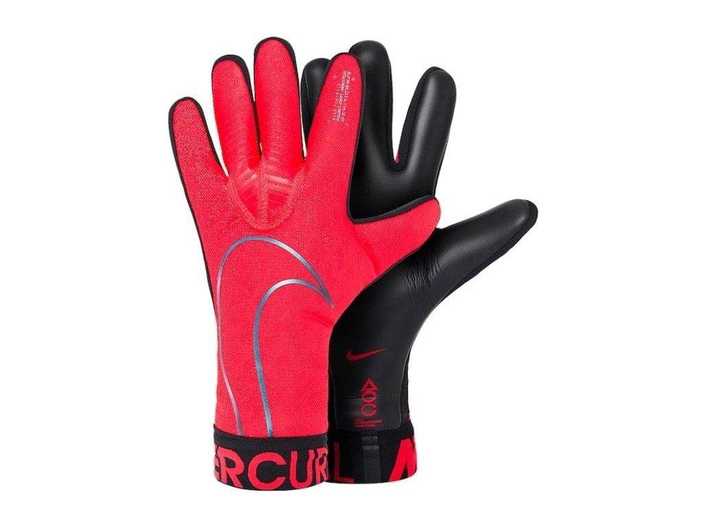 TRANS:Brankárske rukavice Nike Mercurial Touch Elite (Velikost 10)
