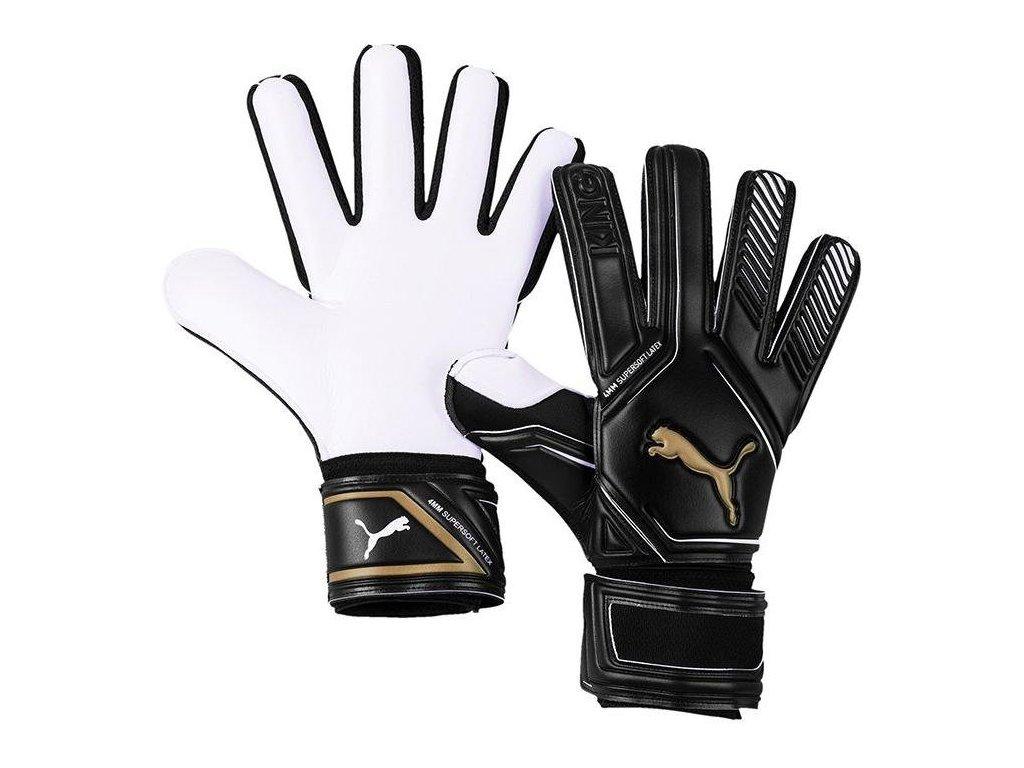 Brankárske rukavice Puma King IC (Velikost 10)
