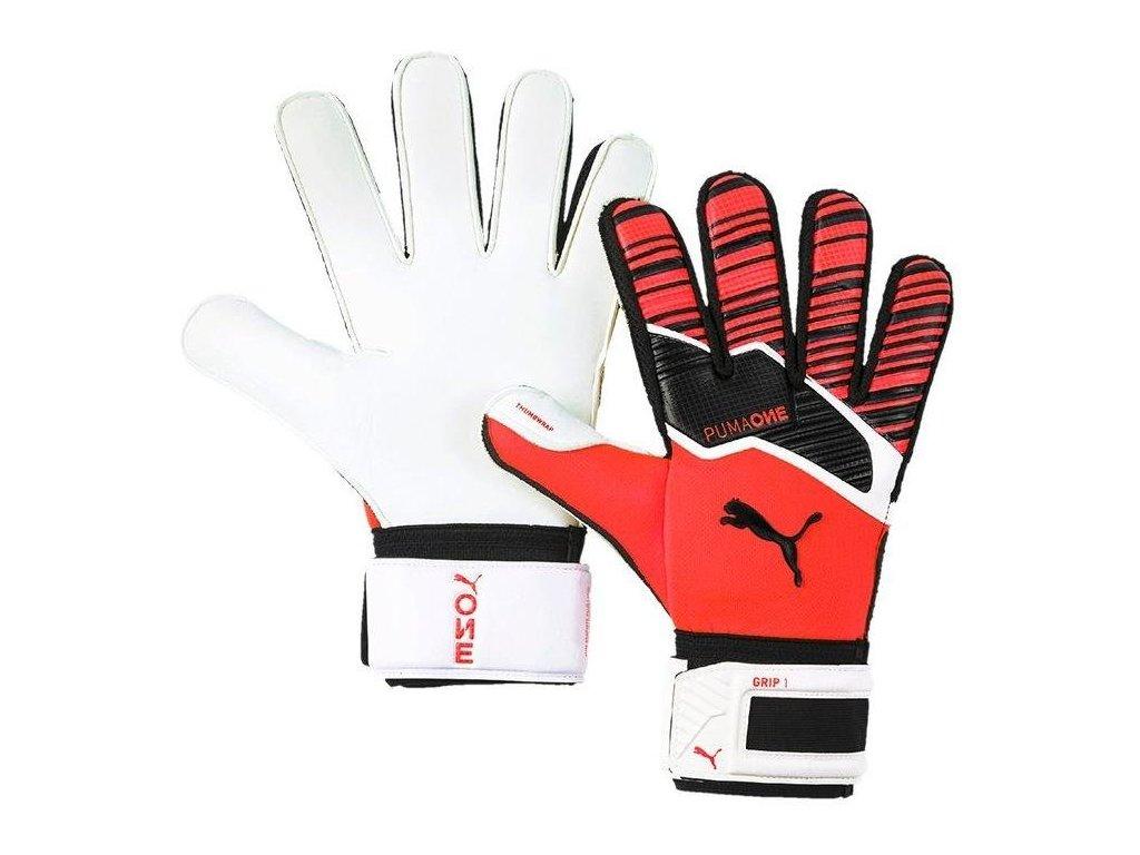 Brankárske rukavice Puma One Grip 1 RC (Velikost 10)