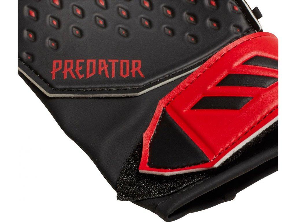 Detské brankárske rukavice adidas Predator 20 Training (Velikost 3)