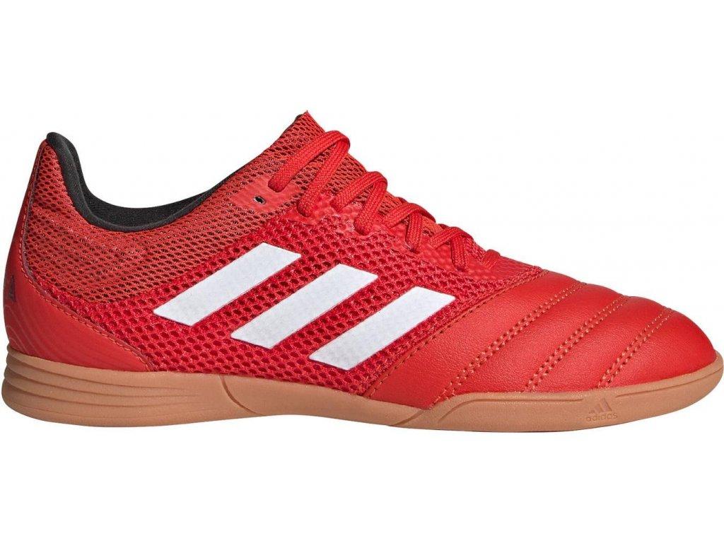 Detské kopačky adidas Copa 20.3 IN Sala (Velikost 31 EU)