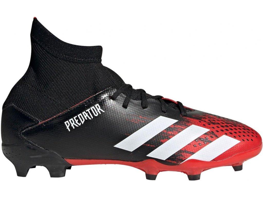 Detské kopačky adidas Predator 20.3 FG (Velikost 28 EU)