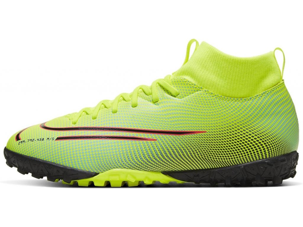 Detské kopačky Nike Mercurial Superfly 7 Academy MDS TF (Velikost 32 EU)