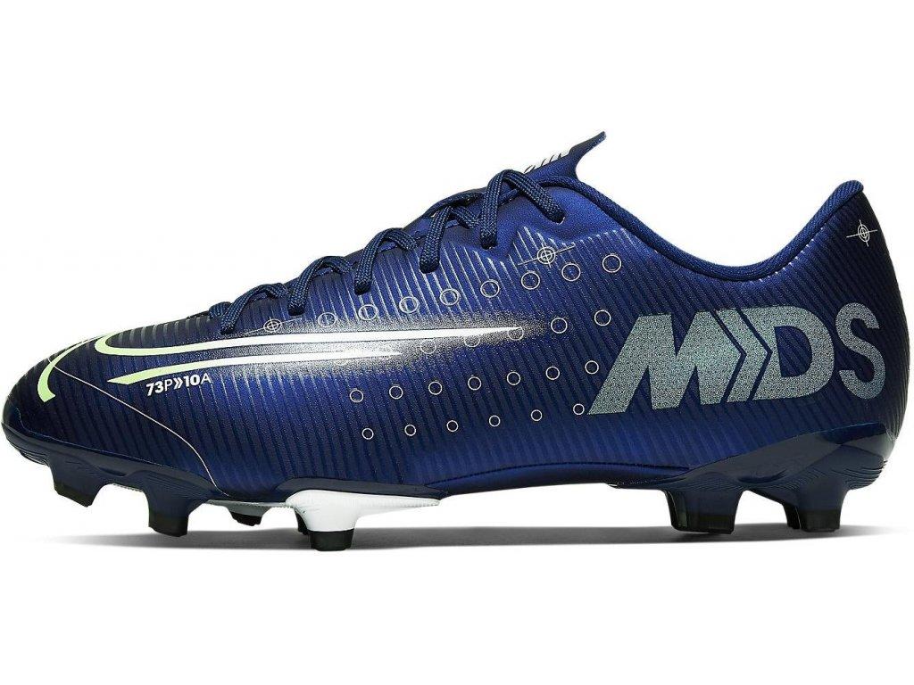 Detské kopačky Nike Mercurial Vapor 13 Academy MG (Velikost 27 EU)
