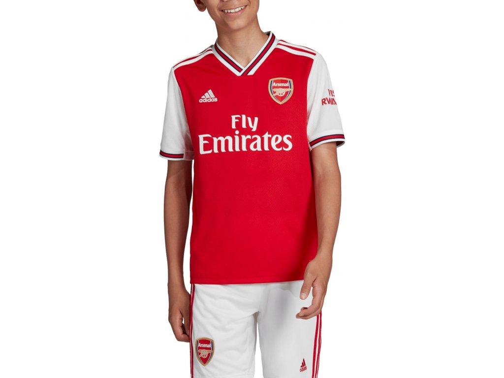 Detský dres adidas Arsenal FC 2019/20 domáce (Velikost 128)