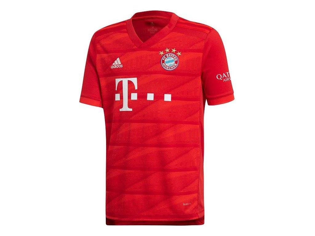 Dětský dres adidas FC Bayern München 2019/20 domácí (Velikost 128)
