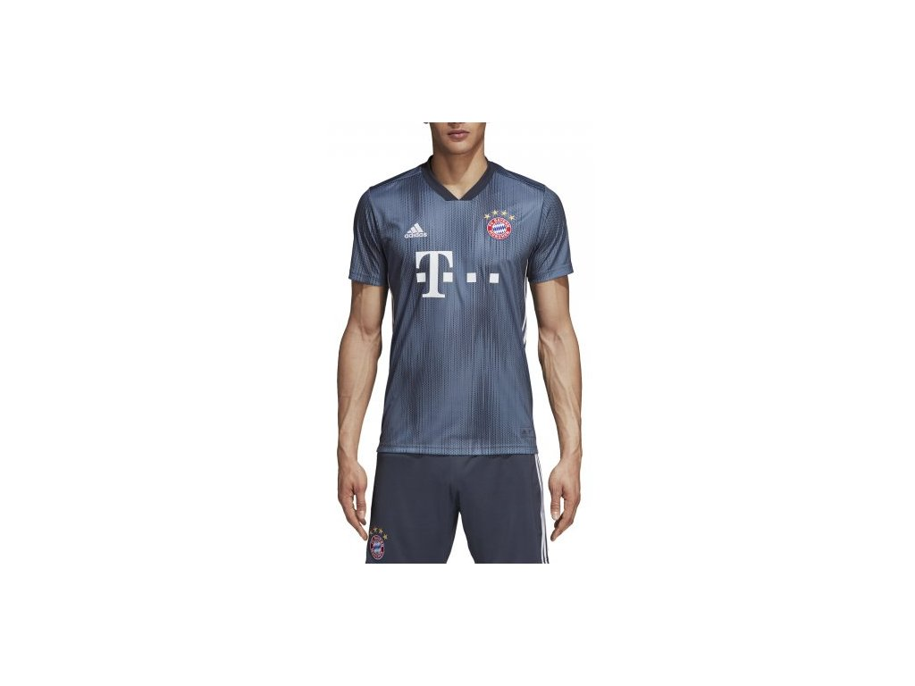 Dres adidas FC Bayer Munchen 3rd 2018/19 vonkajší (Velikost L)