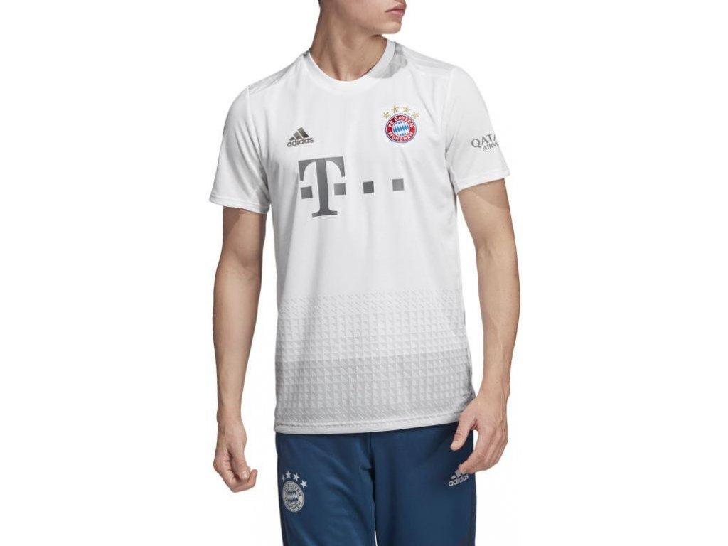Dres adidas FC Bayern Munchen 2019/20 vonkajší (Velikost L)
