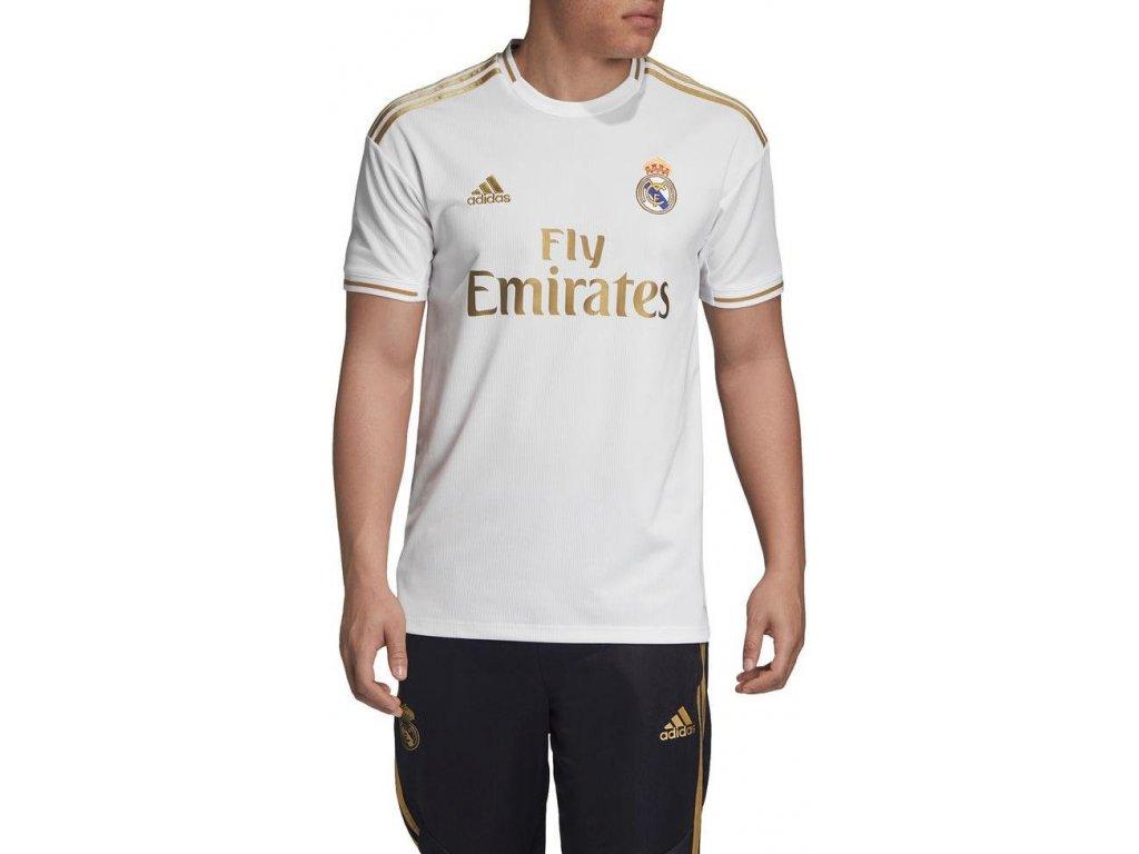 Dres adidas Real Madrid CF 2019/20 domáce (Velikost L)