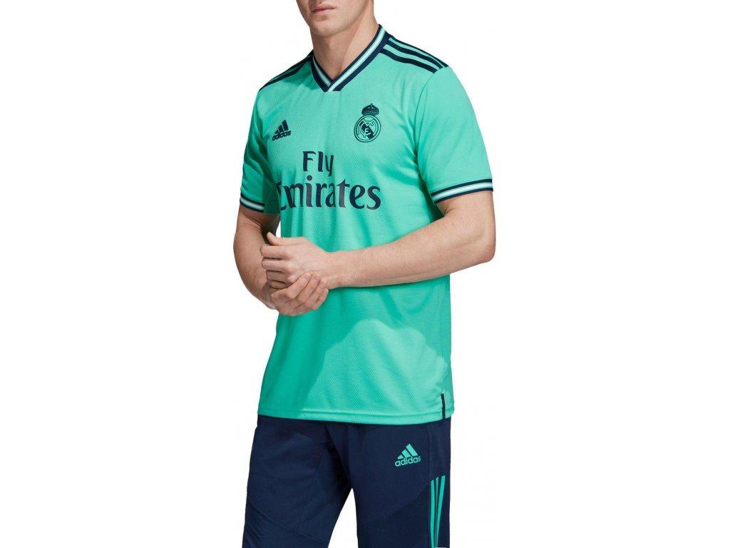 Dres adidas Real Madrid CF 2019/20 Vonkajšie (Velikost L)