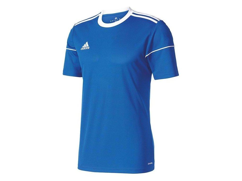 Dres adidas Team 17 (BARVA Modrá, Délka rukávu bez rukávu, Velikost 116)
