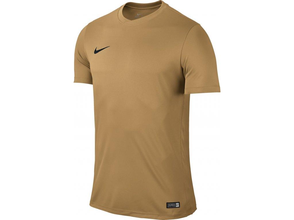 Šaty Nike Park VI (Velikost L, BARVA hnědá, Délka rukávu bez rukávu)