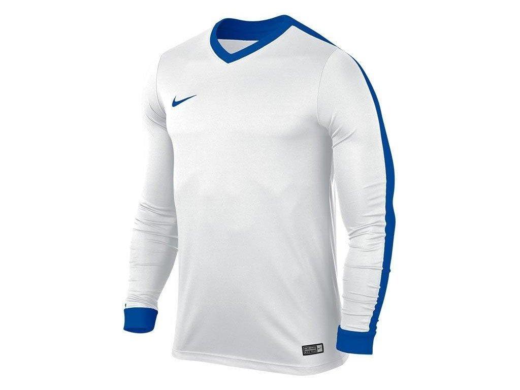 Detský dres Nike Striker IV dl.r. (Velikost L)