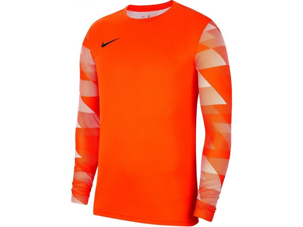 Detský brankársky dres Nike Park IV dl.r. (Velikost L)
