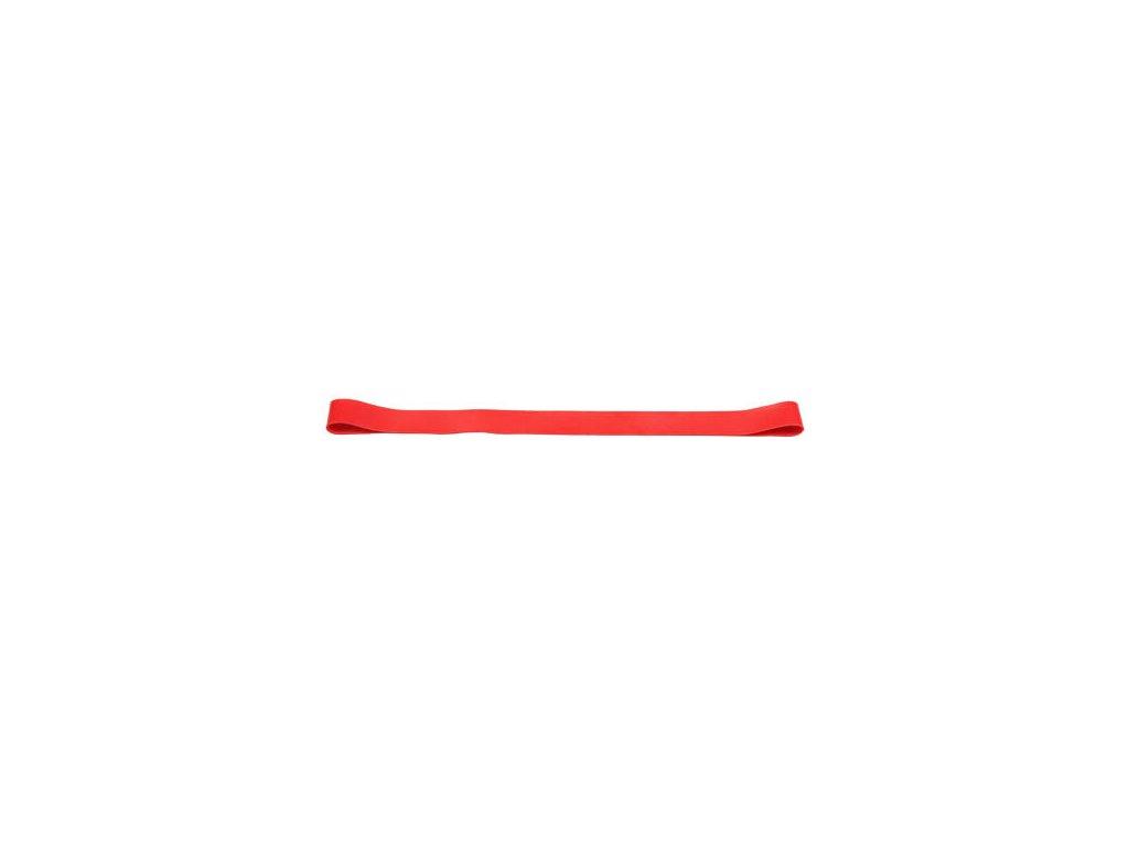Fitness O Band posilovací guma červená (varianta 32928)