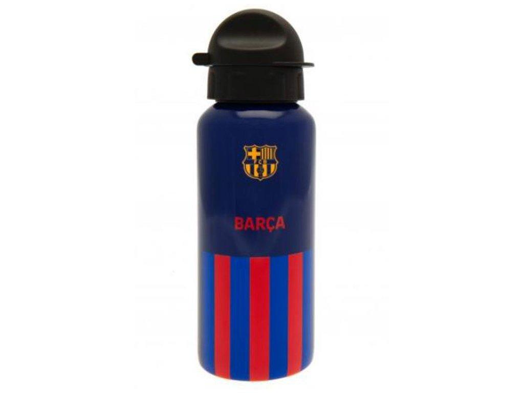 78176 hlinikova lahev na piti fc barcelona messi objem 400 ml