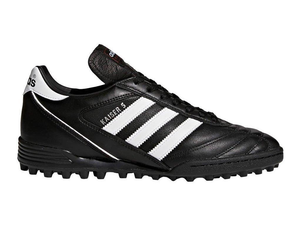 Kopačky adidas Kaiser 5 Team TF (BARVA Černá, Velikost 36 1/3 EU)