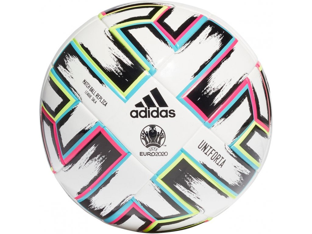 Lopta adidas Uniforia EURO 2020 League Sala (Velikost 3)
