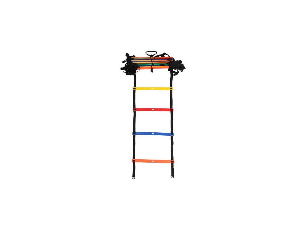 Agility rebrík Merco MultiColour 8m (délka 8 m)