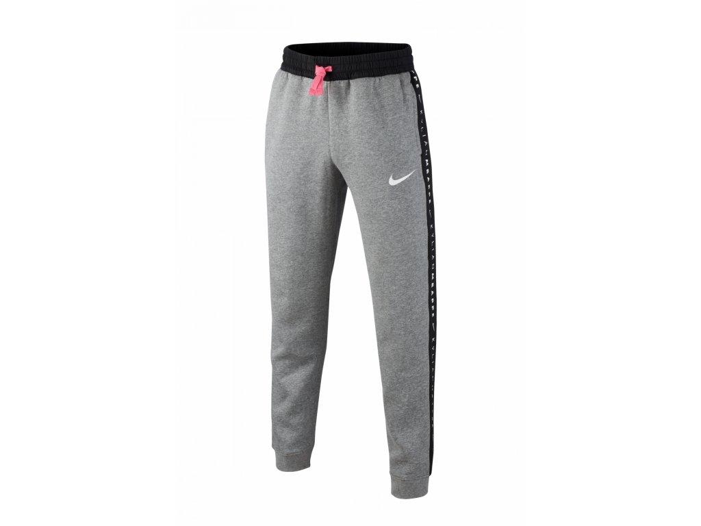 Dětské tepláky Nike Hybrid Kylian Mbappé (Velikost XS)