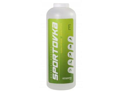 Roztok špeciál - Eukalyptová Sportovka 550 ml (Objem 550 ml)