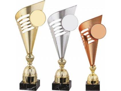 Sada pohárov Ekonomy V (BARVA Zlato-Stříbro-Bronz)
