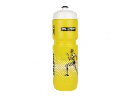 Bidon Elite sportovní láhev (Objem 800 ml, BARVA Černá)