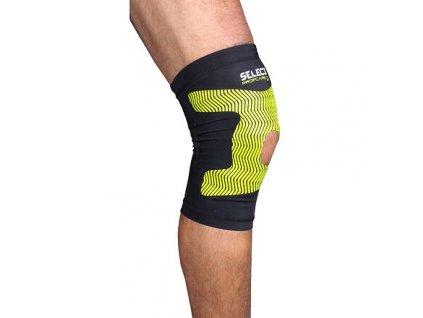 Compression Knee kompresní návlek na koleno (BARVA Černá, VELIKOST OBLEČENÍ XS)