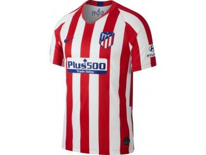 Dres Nike Atlético Madrid 2019/20 domácí (Velikost L, BARVA Červená, Délka rukávu bez rukávu)