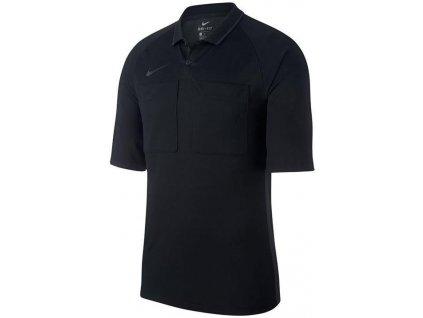 Dres pro rozhodčí Nike Referee (Velikost L, BARVA Černá, Délka rukávu bez rukávu)
