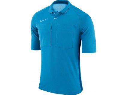 Dres pro rozhodčí Nike Referee (Velikost L, BARVA Modrá, Délka rukávu bez rukávu)