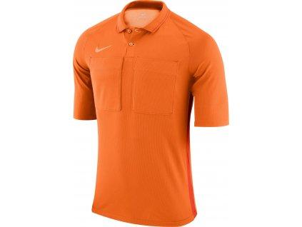 Dres pro rozhodčí Nike Referee (Velikost L, BARVA Oranžová, Délka rukávu bez rukávu)