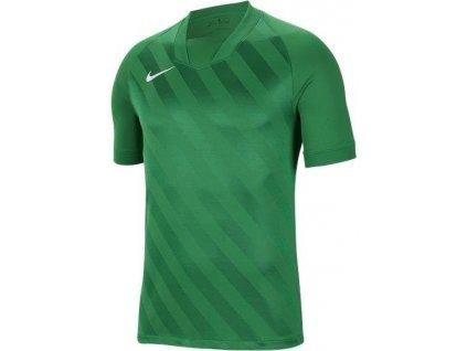 Dětský dres Nike Challenge III (Velikost L, BARVA Zelená, Délka rukávu bez rukávu)