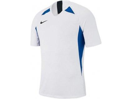 Dětský dres Nike Legend (Velikost L, BARVA Bílá, Délka rukávu bez rukávu)