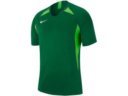 Dětský dres Nike Legend (Velikost L, BARVA Zelená, Délka rukávu bez rukávu)
