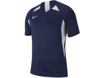 Dětský dres Nike Legend (Velikost L, BARVA Modrá, Délka rukávu bez rukávu)