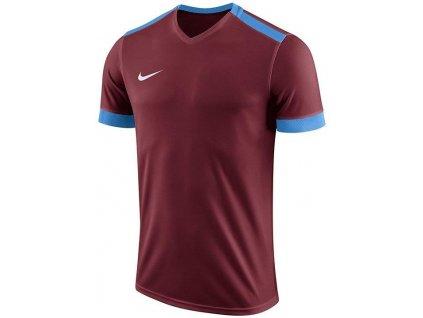 Dětský dres Nike Park Derby II (Velikost L, BARVA Červená, Délka rukávu bez rukávu)