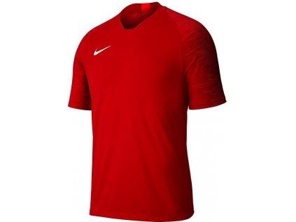 Dětský dres Nike Strike (Velikost L, BARVA Červená, Délka rukávu bez rukávu)