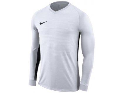 Dětský dres Nike Tiempo Premier dl.r. (Velikost L)