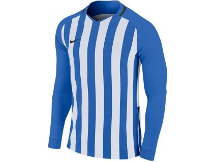 Dětský dres Nike Striped Division III dl.r. (Velikost L)