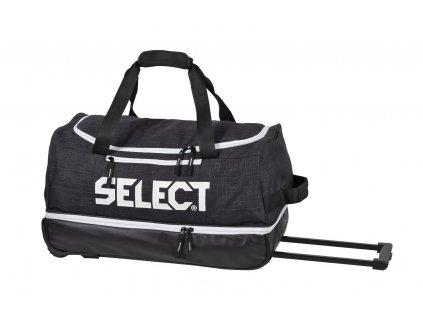 Select Sportovní taška Travelbag Lazio w/wheels černá 50 l (Velikost ONE SIZE)
