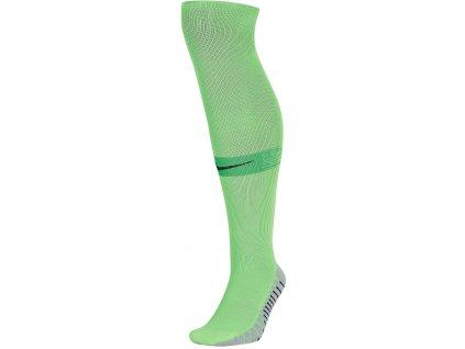 Brankářské stulpny Nike Team MatchFit (Velikost L, BARVA Zelená)