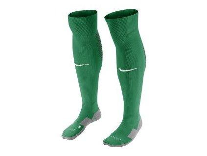 Brankářské stulpny Nike Team Matchfit Core (Velikost M, BARVA Zelená)