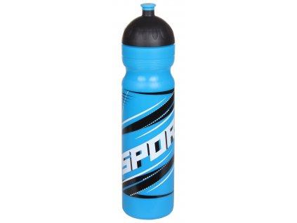 Zdravá fľaša Šport modrý (Objem 1000 ml)