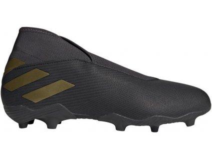 Kopačky adidas NEMEZIZ 19.3 LL FG (Velikost 39 1/3 EU, BARVA Černá)