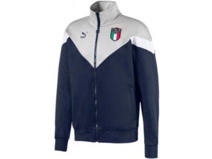 Bunda Puma Italy Iconic MCS Track Jacket (Velikost L)
